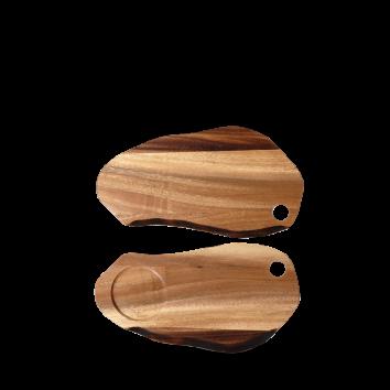 Art de Cuisine Naturale Wood small organic board 32 x 17 cm