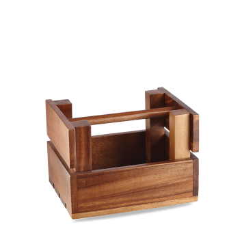 Churchill Wood rectangular trug 20 x 16 x 12(h) cm