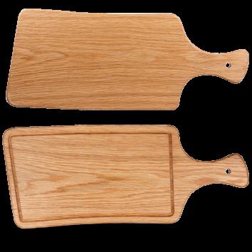 Art de Cuisine Rustic Oak rectangular oak board 19,5 x 48 cm