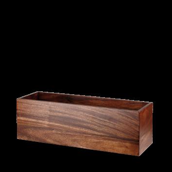 Churchill Wood medium rectangular riser 47 x 15 x 15(h) cm