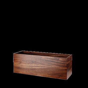 Churchill Wood small rectangular riser 38 x 12 x 10(h) cm