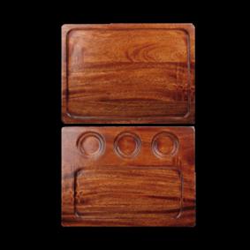Art de Cuisine Wood square deli board 24 cm