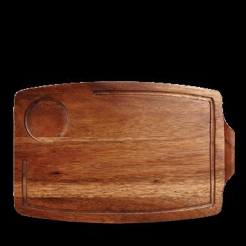 Churchill Wood serving board 34,5 x 22 cm