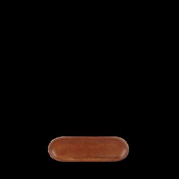 Churchill Wood acacia plate 10 x 29 cm