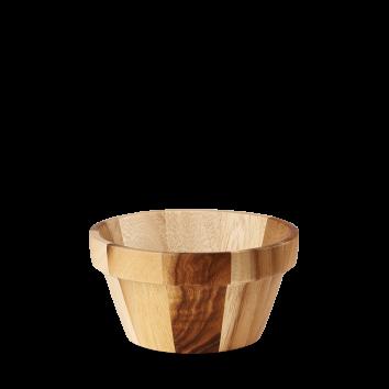Churchill Wood medium round plant pot 19,8 x 10 cm