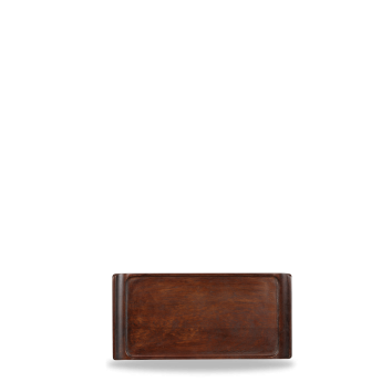 Churchill Wood rectangular buffet tray 30 X 14,5 cm