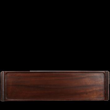 Churchill Wood rectangular buffet tray 56 x 15,3 cm