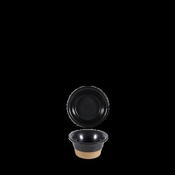 Art de Cuisine Igneous black ramekin Ø 6,5 cm 4 cl