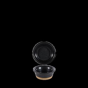 Art de Cuisine Igneous black ramekin Ø 9cm 9,5 cl