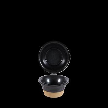Art de Cuisine Igneous black ramekin Ø 10 cm 15 cl