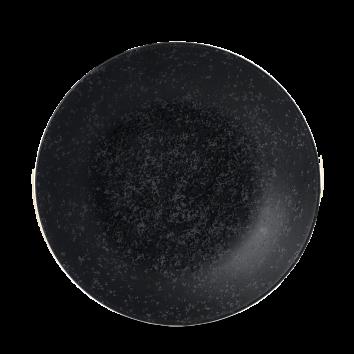 Art de Cuisine Menu Shades Caldera Ash Black coupe bowl 25 cm