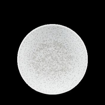 Art de Cuisine Menu Shades Caldera Chalk White coupe plate 16 cm