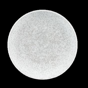 Art de Cuisine Menu Shades Caldera Chalk White coupe plate 20,5 cm