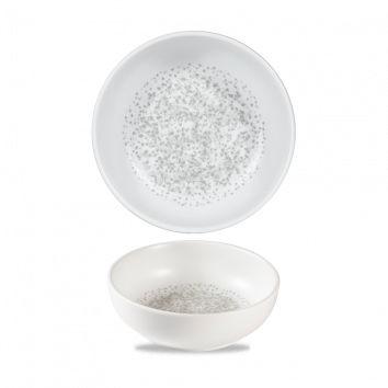 Art de Cuisine Menu Shades Caldera Chalk White bowl 13,4 cm 34 cl