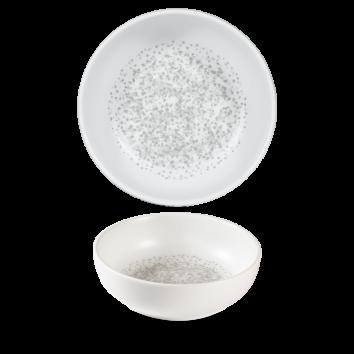 Art de Cuisine Menu Shades Caldera Chalk White bowl 16 cm 48 cl