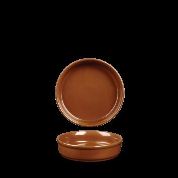 Art de Cuisine Rustics Simmer Terracotta mezze dish 14 cm