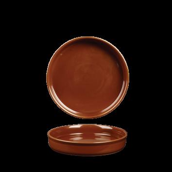 Art de Cuisine Rustics Simmer Terracotta mezze dish 20 cm