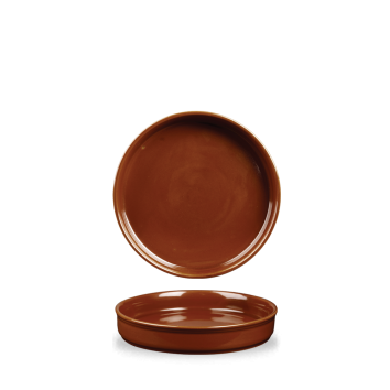 Art de Cuisine Rustics Simmer Terracotta mezze dish 17 cm