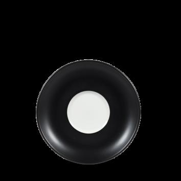 Art de Cuisine Menu Shades Ash Black saucer 15,5 cm