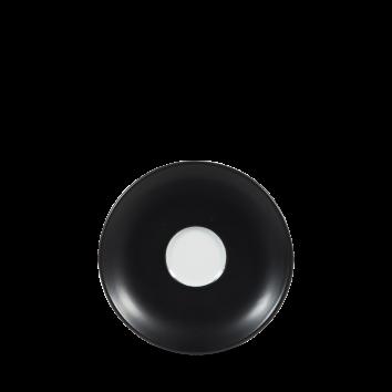 Art de Cuisine Menu Shades Ash Black saucer 12,7 cm