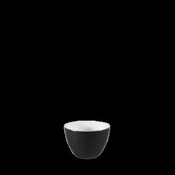 Art de Cuisine Menu Shades Ash Black bowl 8,5 cl