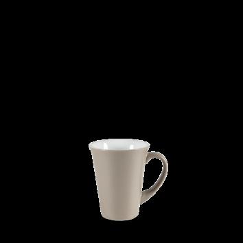 Art de Cuisine Menu Shades Smoke Grey flared mug 34 cl