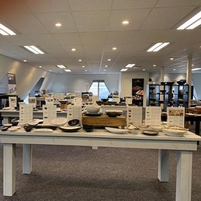 Update showroom